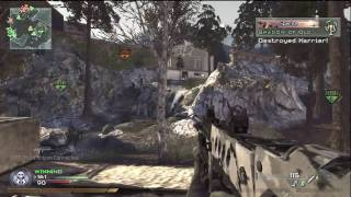 Call of Duty Modern Warfare 2 - One Noob = Killstreak