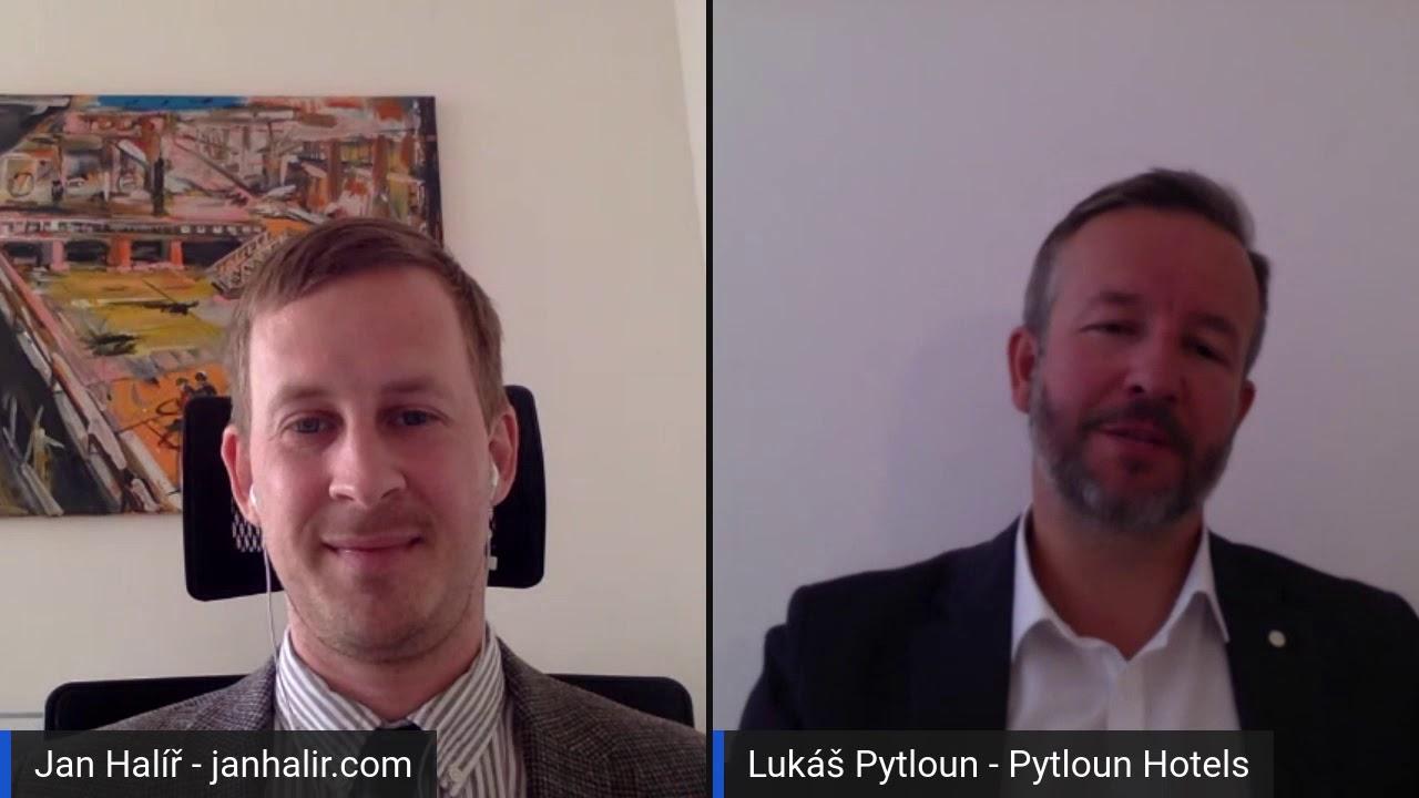 Rozhovor s Lukášem Pytlounem - Od malého penzionu až po hotelové impérium