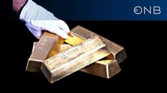 Die österreichischen Goldreserven