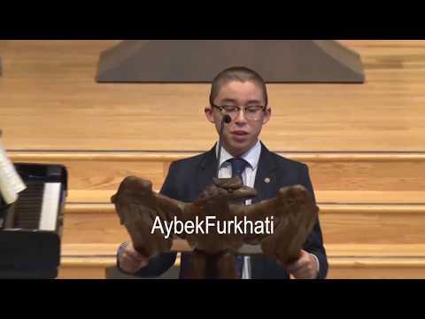 2017-18 Chapel Speech - Aybek Furkhati