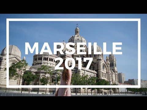 Marseille, France| My Travel Diaries 2017