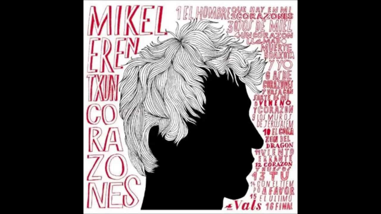 Mikel Erentxun - Corazón Salvaje