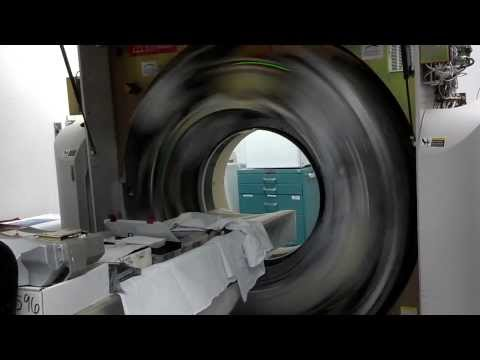 CT scanner, an inside look.