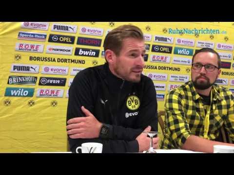 Jan Siewert über das 3:0 des BVB II gegen Köln II
