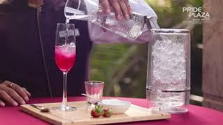Strawberry Fountain