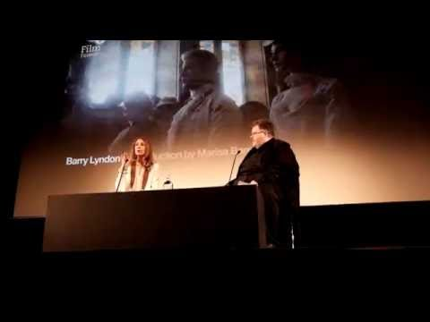 Marisa Berenson ducing 'Barry Lyndon' at BFI London on 31.07.16 excerpt