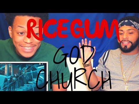 Ricegum - God Church   REACTION