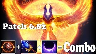 Baixar Dota 2 - Patch 6.82 - Phoenix + Luna COMBO!