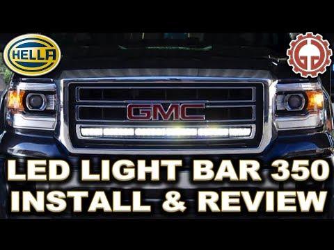 911signal Supervisor Led Balken Lightbar Doovi