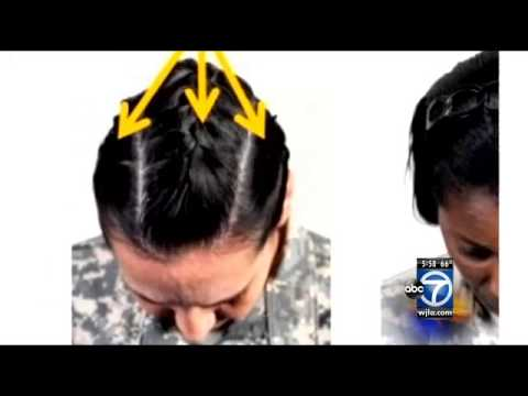 New Hair Regulations In US Army Are Root Of Anger For