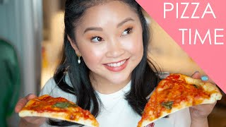 My Homemade Pizza Tutorial   Lana Condor