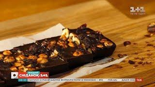 як зробити домашній шоколад в домашніх умовах відео з какао