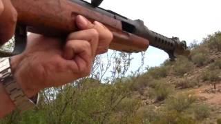 ガンシューティングインアリゾナ 一〇〇式機関短銃 射撃ご案内 thumbnail