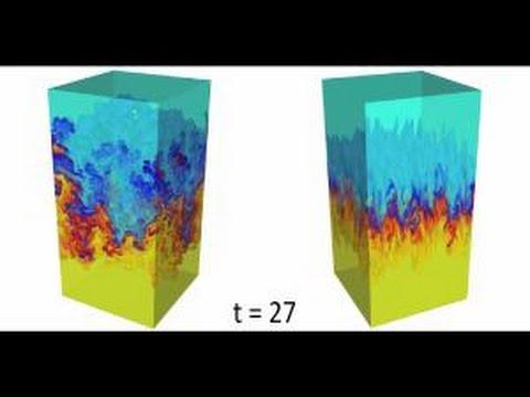Rotating Rayleigh-Taylor Turbulence