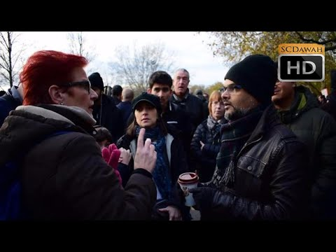 P2 - Many Questions! Hashim vs Christians | Speakers Corner | Hyde Park