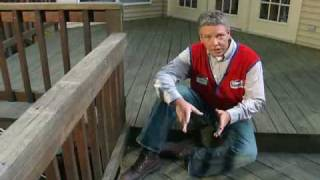 How To Clean And Treat Your Deck