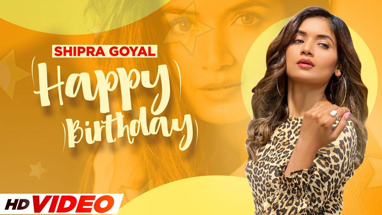 Birthday Wish | Shipra Goyal | Birthday Special | Latest Punjabi Song 2021 | Speed Records