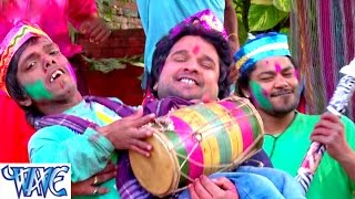 Download नॉन स्टॉप होली  Non Stop Holi - Lal  Abeer- Ritesh Pandey -  Bhojpuri Holi Songs 2015 HD MP3 song and Music Video
