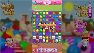 【Candy Crush Saga】Level 858/【キャンディクラッシュ サガ】レベル 858