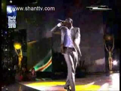 Akon-sexy bitch in World Music Award 2010