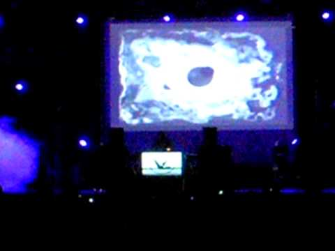 Aphex Twin, Part 1 - Primavera Sound 2009 - Barcelona