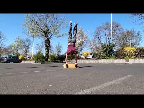 Freestyle Skatesession April 2020 - Part 2/2