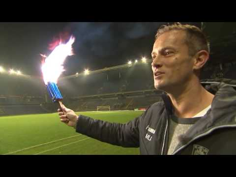 "Brøndby IF (Denmark) developet new ""legal"" pyrotechnics!"
