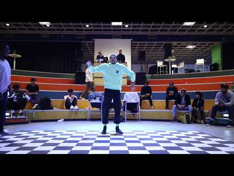 Kevin Paradox | Hip Hop Freestyle Dance Showcase | Beat The Enemy 2019