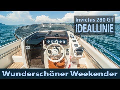 Invictus 280 GT | Test | Fahrbericht | 4K