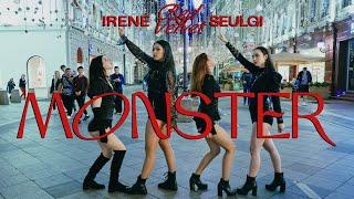 [K-POP IN PUBLIC] Red Velvet '레드벨벳' - IRENE \u0026 SEULGI 'Monster' by PartyHard 파티하드