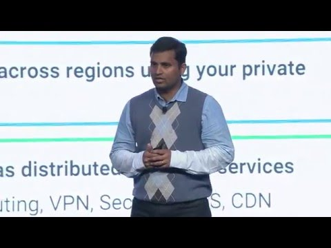 INFRASTRUCTURE & OPERATIONS - Seamlessly migrating your networks to GCP