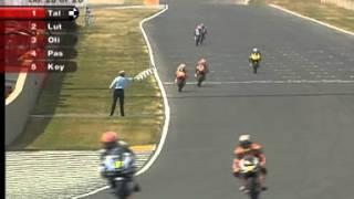 Mika Kallio and Hector Faubel 2005 125cc Grand Prix at Mugello