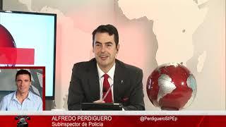 Alfredo Perdiguero: Falconetti ha vendido a la policía en Bolivia, apesta a cloaca social-podemita