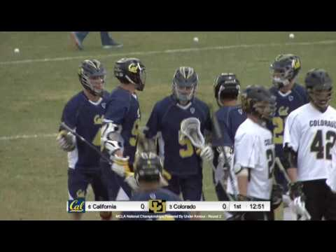 2017 MCLA National Championships Powered By Under Armour | #3 Colorado v #6 California
