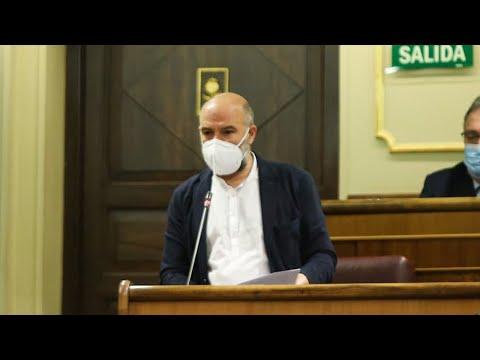 """Néstor Rego: """"Só apoiaremos os orzamentos se o goberno deixa de discriminar o noso país"""""""