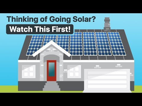 Considering SOLAR? 8 Questions to Ask Yourself & Your Solar