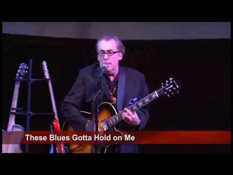 "Scott Ellison - ""These Blues Gotta Hold on Me"""