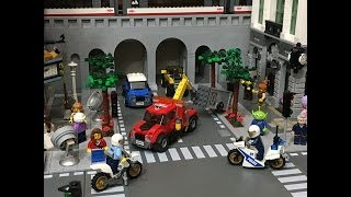 Lego City 2017 Tow Truck Trouble review 60137