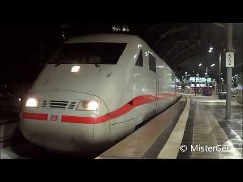 3 Zwangsbremsungen eines ICE 1 in Berlin Hbf!