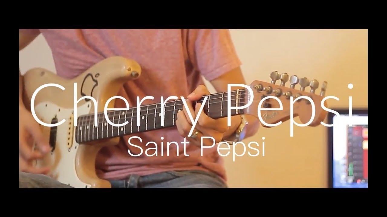 skylar spence cherry pepsi