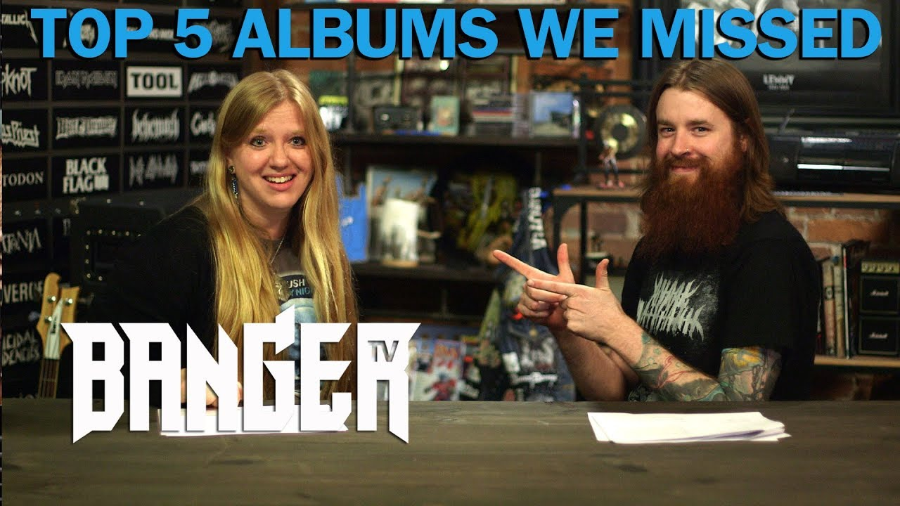 BEST METAL OF 2017 WE MISSED as chosen by you   Overkill Reviews episode thumbnail