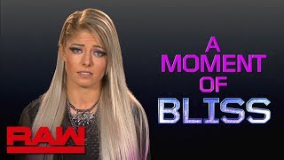 "Alexa Bliss has an important ""public service announcement"": Raw, April 23, 2018"