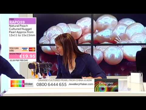 Ask Mark Smith - Craft Show Special - Jewellery Maker DI 22/08/14