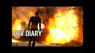 FALLOUT 76: NUCLEAR WINTER BATTLE ROYALE E3 2019 DEV DIARY