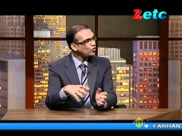 Komal Nahta with Farhan Saeed & Saad Sultan