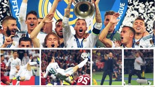 Real madrid vs liverpool funny reaction | uefa champions league final 2018