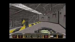 Duke Nukem 3D - Episode 2: Lunar Apocalypse - Level 3: Warp Factor