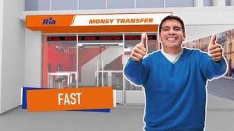 Ria Money Transfer: Let´s send together