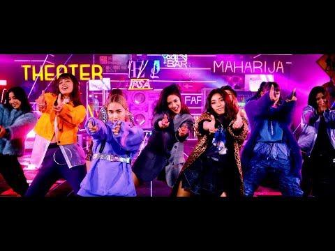 E-girls新曲「EG-ENERGY」華麗なダンスで魅了! 『EX SUPPLI BLOCK』『EX SMOOTHIE』プロモーション映像