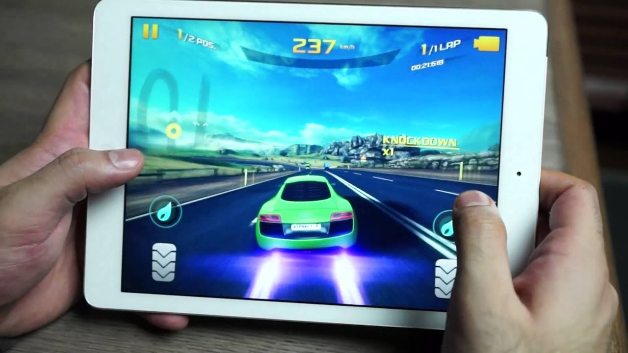 Ipad Air Gaming Review Best Gaming Tablet Ever Gt Racing